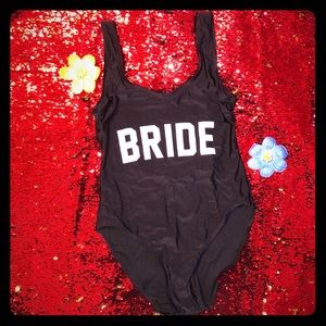 Other - 🧟‍♀️ Gothic bride 1 piece swimsuit/bodysuit